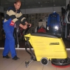 Karbantartási takarítás - bevásárló központ